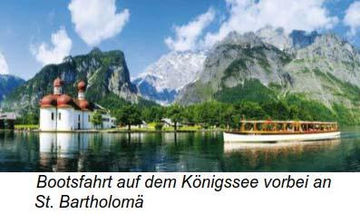 Veranstaltungsort: Kempinski Hotel Berchtesgaden