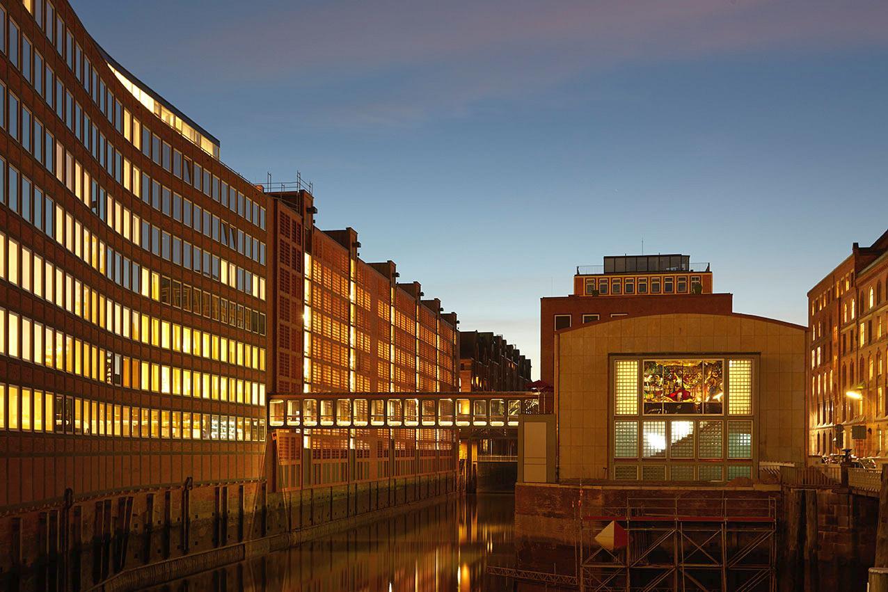 Veranstaltungsort: Ameron Hamburg Hotel Speicherstadt