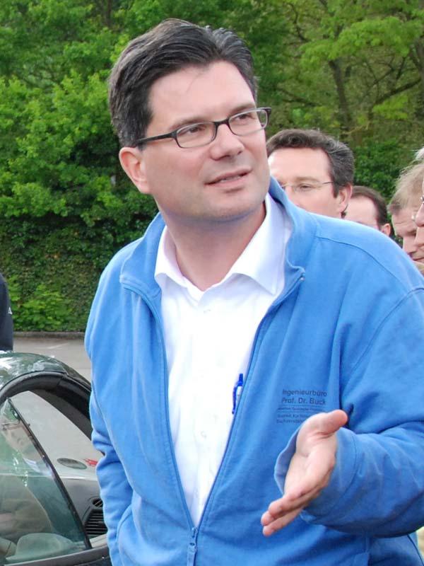 Prof. Dr. Jochen Buck
